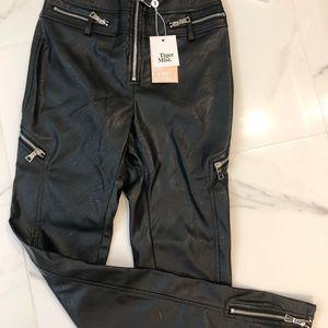 Tiger Mist Leather Pant